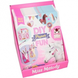 Depesche - Miss Melody - DIY Paper Fun Book
