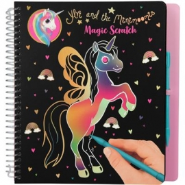 Depesche - Ylvi and the Minimoomis - Magic Scratch Book