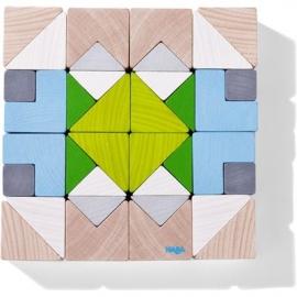 HABA® - 3D Legespiel Würfelmosaik Nordic