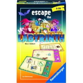 Ravensburger 20543 Escape the Labyrinth Mitbringspiel