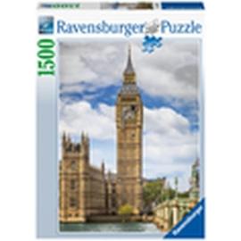 Ravensburger 16009 Puzzle Findus am Big Ben 1500 Teile