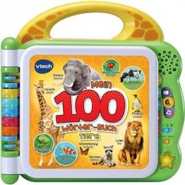 VTech Baby - Mein 100-Wörter-Buch: Tiere