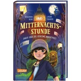 Mitternachtsstunde 1: Emily und die geheime Nachtpost