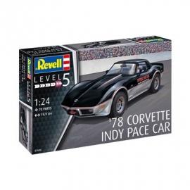 Revell - 78 Corvette Indy Pace Car