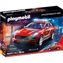 Playmobil® 70277 - City Action - Porsche Macan S Feuerwehr