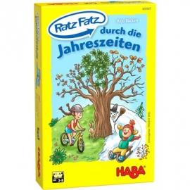 HABA® - Ratz Fatz durch die Jahreszeiten