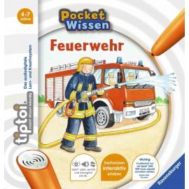 Ravensburger Buch - tiptoi - Pocket Wissen - Feuerwehr
