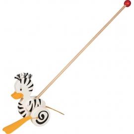 Standard Schiebetier Zebra-Ente