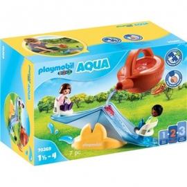Playmobil® 70269 - 1.2.3. Aqua - Wasserwippe mit Gießkanne