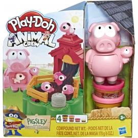 Hasbro - Play-Doh Animal Crew Pigsley Kleine Schweinchen Spielset