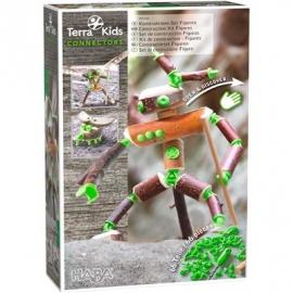 HABA® - Terra Kids - Connectors - Konstruktions-Set Figuren