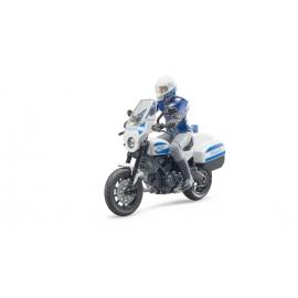 Bruder 62731 bworld Scrambler Ducati Polizeimotorrad