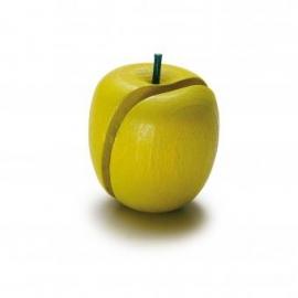 Apfel zum Schneiden