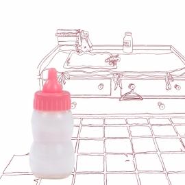 Bc bottle little magic milk