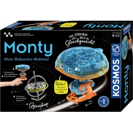 KOSMOS - Monty - Dein Balancier-Roboter
