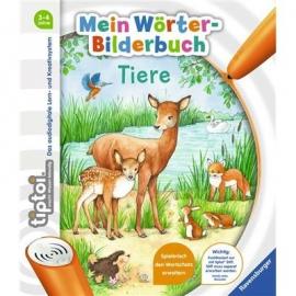 Ravensburger Buch - tiptoi - Mein Wörter-Bilderbuch Tiere