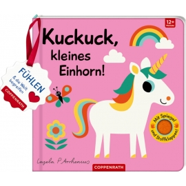 Mein Filz-Fühlbuch: Kuckuck, kleines Einhorn! (Fühlen&begreifen)