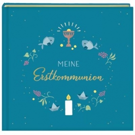 Coppenrath Verlag - Eintragalbum - Meine Erstkommunion