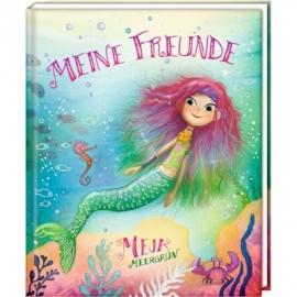 Coppenrath Verlag - Freundebuch Meine Freunde - Meja Meergrün