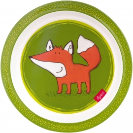 sigikid - Melamin Teller Forest Fox