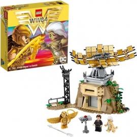 LEGO® DC Comics Super Heroes 76157 - Wonder Woman vs Cheetah