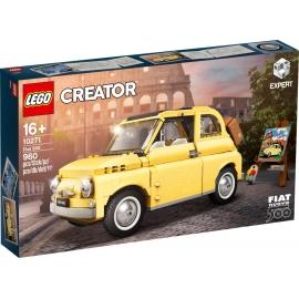 LEGO® Creator 10271 Fiat 500 gelb, Seltenes Set