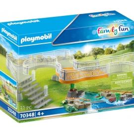 Playmobil® 70348 Erweiterungsset Erlebnis-Zoo