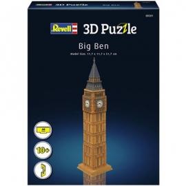 Revell - 3D Puzzle - Big Ben