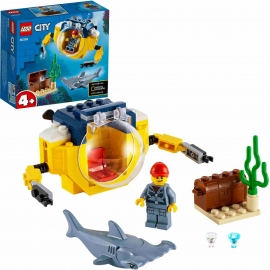 LEGO® City 60263 - Mini-U-Boot für Meeresforscher