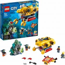 LEGO® City 60264 - Meeresforschungs-U-Boot
