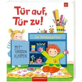 Coppenrath Verlag - Tür auf, Tür zu! - Im Kindergarten