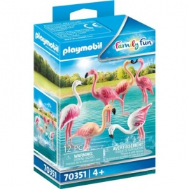 Playmobil® 70351 - Family Fun - Flamingoschwarm