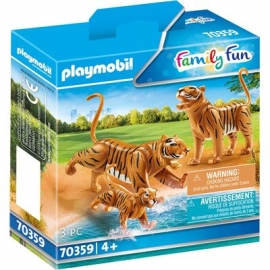 Playmobil® 70359 - Family Fun - 2 Tiger mit Baby