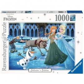 Ravensburger Spiel - Frozen - Die Eiskönigin, 1000 Teile