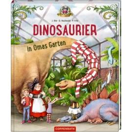 Coppenrath Verlag - Dinosaurier in Omas Garten