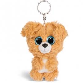 NICI - Glubschis - Schlüsselanhänger Schlenker Hund Lollidog, 9cm