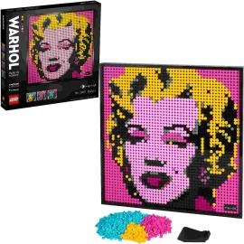 LEGO® Art 31197 - Andy Warhols Marilyn Monroe