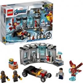 LEGO® Marvel Avengers Movie 4 76167 - Iron Mans Arsenal