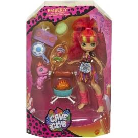 Mattel - Cave Club Grillspaß mit Emberly Spielset & Puppe