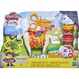 Hasbro - Play-Doh - Animal Crew Sherrie Mama Wollschaf
