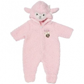 Zapf Creation - Baby Annabell Deluxe Schaf Overall 43 cm