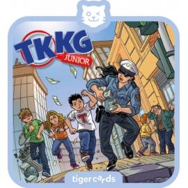 tigercard - TKKG Junior - Folge 6: Bei Anruf Abzocke