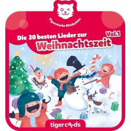 tigercard - Die 20 schönsten Weihnachtslieder