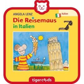 tigercard - Die Reisemaus in Italien
