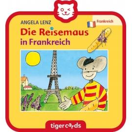tigercard - Die Reisemaus in Frankreich