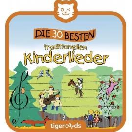 tigercard - Die 30 besten traditionellen Kinderlieder