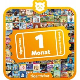 tigerticket - 1 Monat