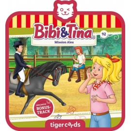 tigercard - Bibi & Tina - Folge 92: Mission Alex