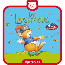 tigercard - Leo Lausemaus - Folge 10: Will nicht draußen spielen und 3 weitere süße Geschichten