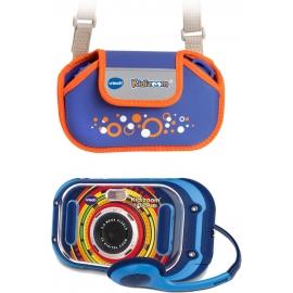 Vtech 80-163594 KidiZoom Touch 5.0 blau inkl. Tragetasche blau